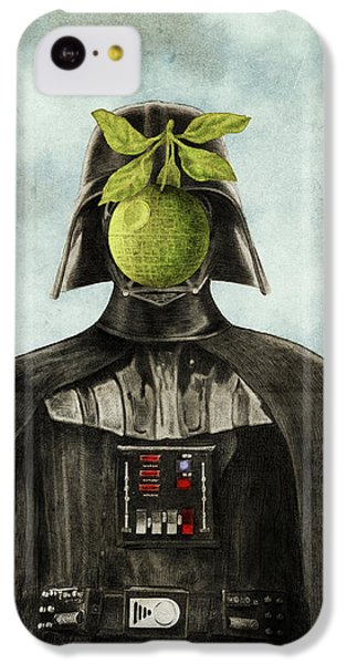 Apple iPhone 5c Case - Son Of Darkness by Eric Fan