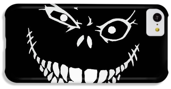 Crazy Monster Grin IPhone 5c Case by Nicklas Gustafsson