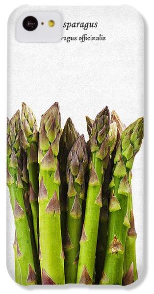 Asparagus IPhone 5c Case by Mark Rogan