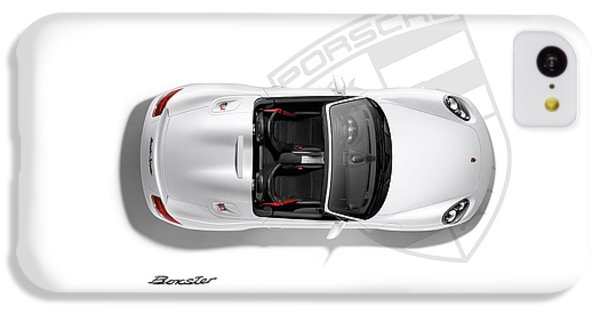Transportation iPhone 5c Case - Porsche Boxster by Mark Rogan