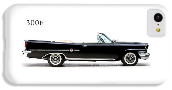 Car iPhone 5c Case - Chrysler 300e 1959 by Mark Rogan