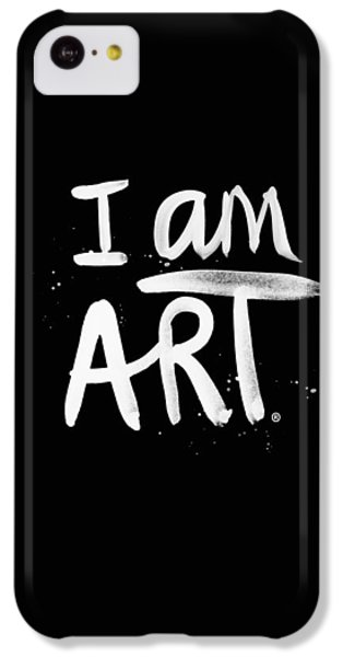 I Am Art- Painted IPhone 5c Case
