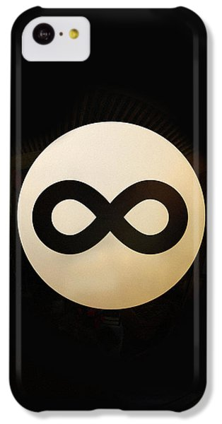 Infinity Ball IPhone 5c Case by Nicholas Ely