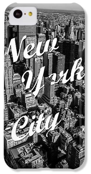New York City IPhone 5c Case