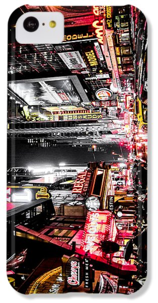 New York City Night II IPhone 5c Case