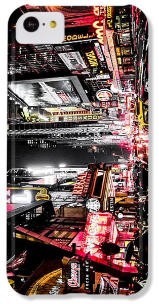 New York City Night II IPhone 5c Case by Nicklas Gustafsson