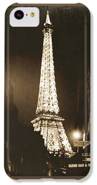 Postcard From Paris- Art By Linda Woods IPhone 5c Case