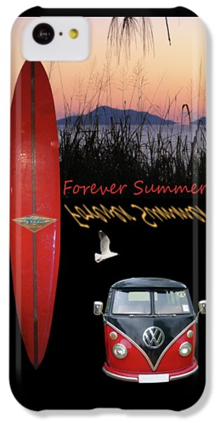 Forever Summer 1 IPhone 5c Case