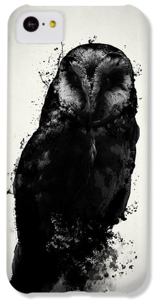 The Owl IPhone 5c Case by Nicklas Gustafsson