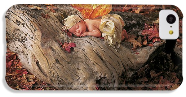 Fairy iPhone 5c Case - Woodland Fairy by Anne Geddes