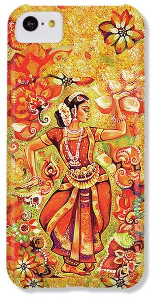 Ganges Flower IPhone 5c Case