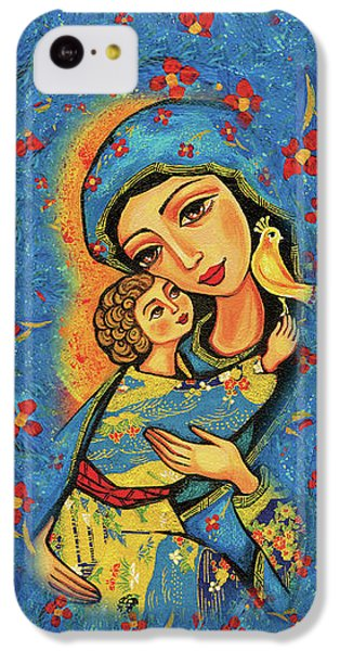 Mother Temple IPhone 5c Case