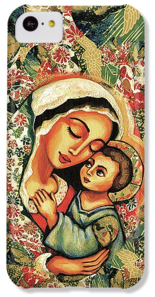 The Blessed Mother IPhone 5c Case