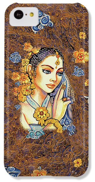 IPhone 5c Case featuring the painting Amari by Eva Campbell
