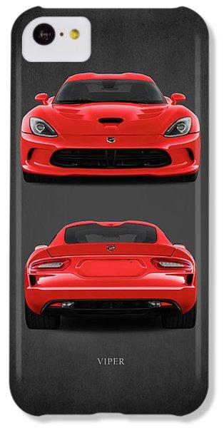Viper IPhone 5c Case by Mark Rogan