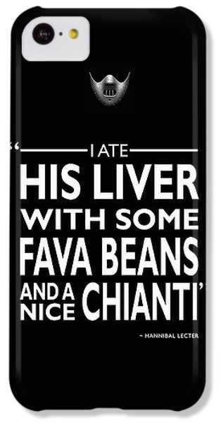 Starlings iPhone 5c Case - I Ate His Liver by Mark Rogan