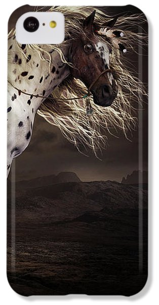 Leopard Appalossa IPhone 5c Case