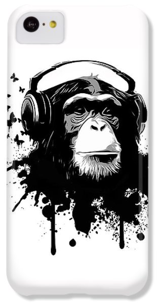 iPhone 5c Case - Monkey Business by Nicklas Gustafsson