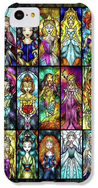 The Princesses IPhone 5c Case