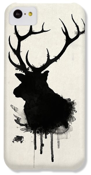 Elk IPhone 5c Case by Nicklas Gustafsson