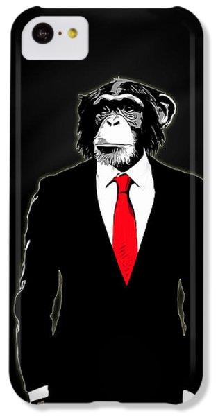 Domesticated Monkey IPhone 5c Case