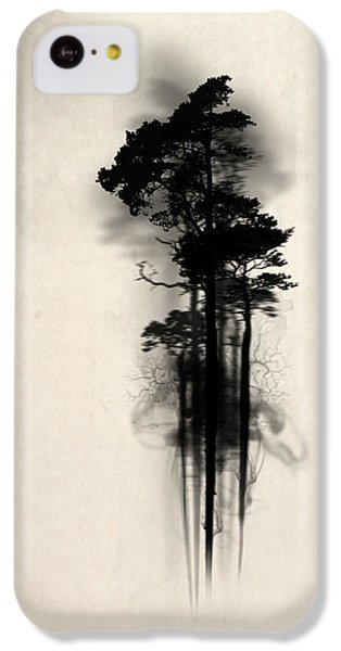 Enchanted Forest IPhone 5c Case by Nicklas Gustafsson