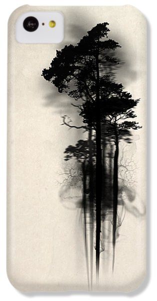 Magician iPhone 5c Case - Enchanted Forest by Nicklas Gustafsson