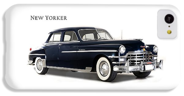 Chrysler New Yorker 1949 IPhone 5c Case by Mark Rogan