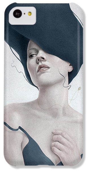 iPhone 5c Case - Ascension by Diego Fernandez