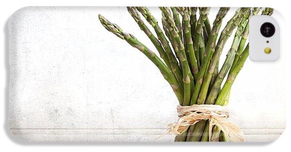 Asparagus Vintage IPhone 5c Case by Jane Rix