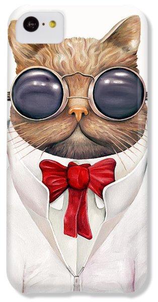 Astro Cat IPhone 5c Case