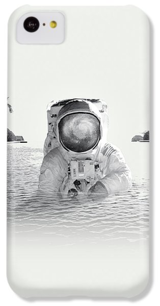 Astronaut IPhone 5c Case by Fran Rodriguez