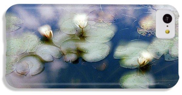 At Claude Monet's Water Garden 4 IPhone 5c Case by Dubi Roman