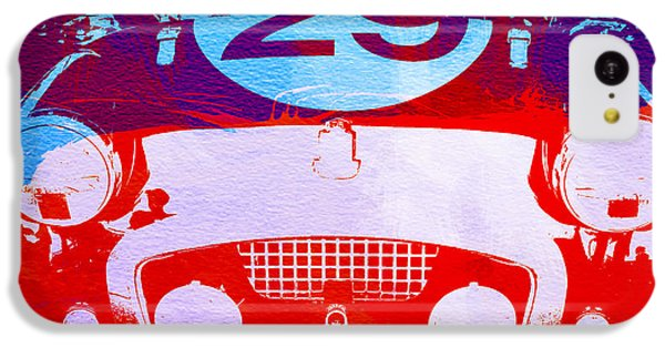 Austin Healey Bugeye IPhone 5c Case by Naxart Studio