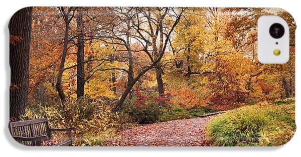 Autumn Azalea Garden IPhone 5c Case