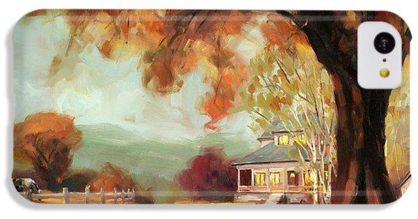 Autumn Dreams IPhone 5c Case