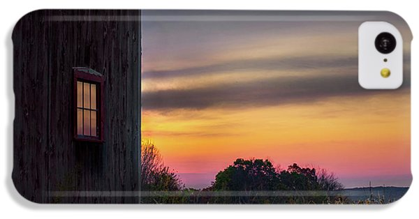 IPhone 5c Case featuring the photograph Autumn Glow Square by Bill Wakeley