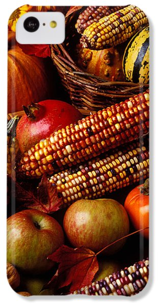 Autumn Harvest  IPhone 5c Case by Garry Gay