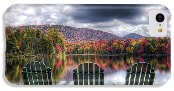 IPhone 5c Case featuring the photograph Autumn On West Lake by David Patterson