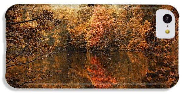Autumn Reflected IPhone 5c Case