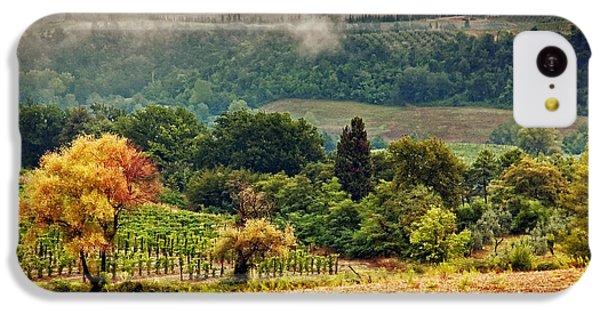 Autumnal Hills IPhone 5c Case
