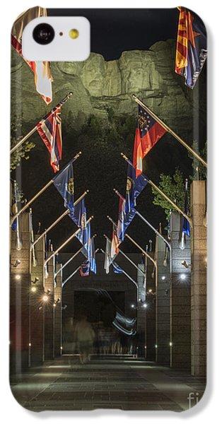 Avenue Of Flags IPhone 5c Case by Juli Scalzi