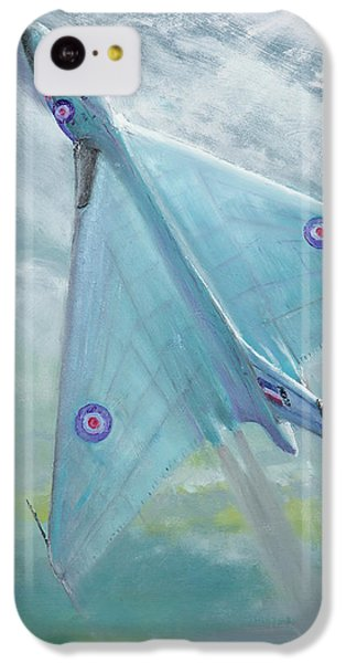 Avro Vulcan B1 Night Flight IPhone 5c Case by Vincent Alexander Booth