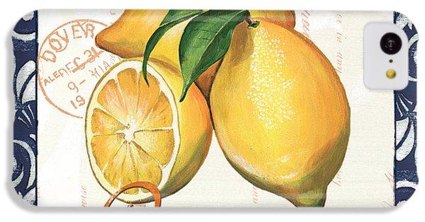 Azure Lemon 2 IPhone 5c Case