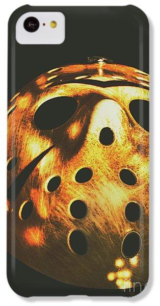 Hockey iPhone 5c Case - B Grade Madness by Jorgo Photography - Wall Art Gallery