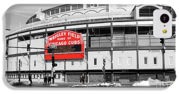B-w Wrigley 100 Years Young IPhone 5c Case