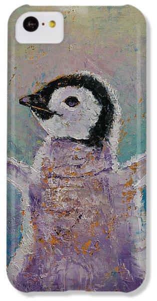 Baby Penguin IPhone 5c Case