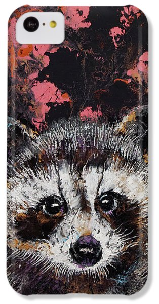 Baby Raccoon IPhone 5c Case