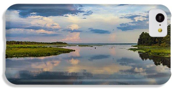 Backwater Sunset IPhone 5c Case