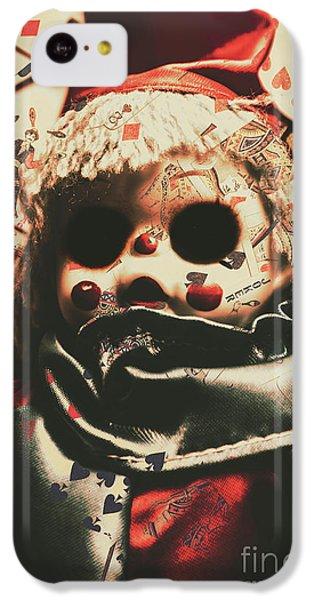 Magician iPhone 5c Case - Bad Magic by Jorgo Photography - Wall Art Gallery